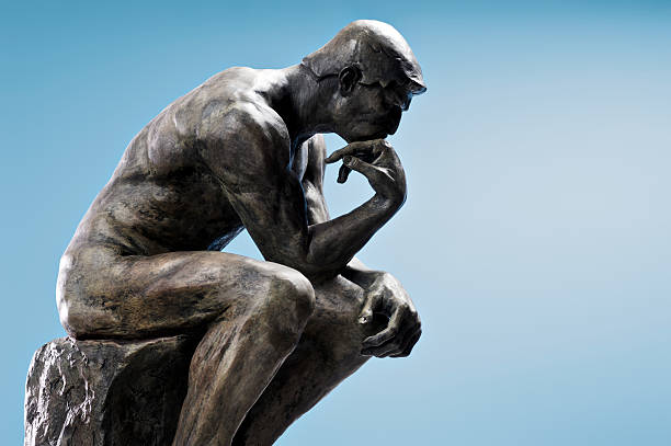 Homem pensando